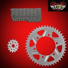 2005 GSXR 1000 OEM Size Replacement Chain and sprockets  Factory Sizes