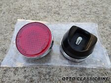 Honda Z50A CT70 ST70 ST50 CHALY DAX CF50 CF70 Front Fork Reflector + Rubber RED