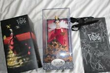 NEW Disney Store Queen of Hearts Alice Villains Designer Doll Limited Edition