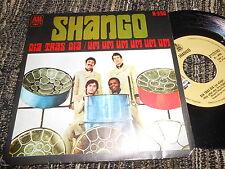 """SHANGO Dia tras dia/IUm um um um 7"""" 1969 SPAIN SPANISH edition"""