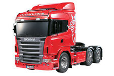 56323 Tamiya Scania R620 Highline R/C Truck Kit COMBO