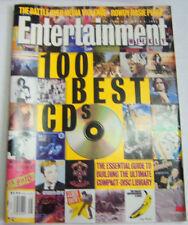 Entertainment Weekly Magazine 100 Best CD's November 1993 021413R2