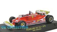1:43 F1 - FERRARI 312 T4 (1979) - Jody Scheckter (14)