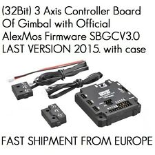 OFICIAL ALEXMOS CONTROLLER 32 BIT DYS SBCG V3.0 LAST VERSION GIMBAL BRUSHELESS