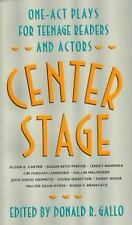 Center Stage: One-Act Plays for Teenage Readers and Actors by