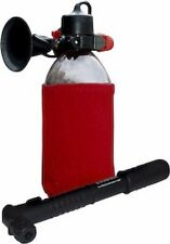 BOAT MARINE Safety Sports HAND HELD AIR HORN REFILLABLE W/ PUMP USCG APRVD 115DB