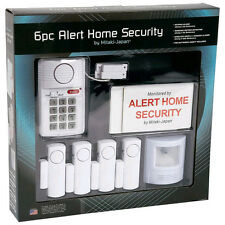 NEW All In One Security System.Home Protection.Motion Detectors.Secure Family.