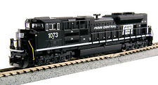 N Gauge - Kato Diesel locomotive SD70ACe Norfolk Southern 176-8510 NEU
