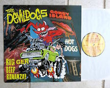 The Devil Dogs ‎– Bigger Beef Bonanza!   Vinyl  LP  Crypt Records– CRYPT LP-028