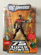 DC Universe Classics Toys R Us Exclusive RED NIGHTWING Figure DCU Comics Batman