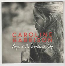 (GQ948) Caroline Harrison, Beyond The Darkened Sky - 2014 DJ CD