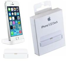 Genuine Apple iPhone 5 5S Docking Station charging original smartphone sync dock