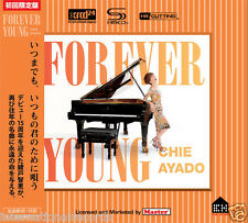 """Chie Ayado - Forever Young"" JVC Japan HR Cutting SHM-XRCD XRCD24 CD New Sealed"