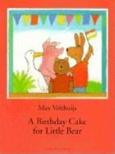 Max Velthujis - Birthday Cake For Little Bear (1996) - Used - Trade Paper (