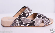 Michael Kors Shoes MK 40S6SWFA2E Sawyer Slide Embossed Leather 7 #COD Paypal Ags