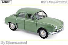 Renault Dauphine de 1958 Ash Green NOREV - NO 185167 - Echelle 1/18