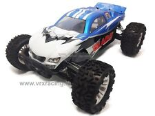 MONSTER TRUGGY SCOPPIO CAMBIO 2 MARCE 1/10 OFF-ROAD 4WD OMOCINETICI DI SERIE VRX
