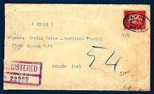 USA - STATI UNITI - 1927 - BUSTA - Da Lynn Massachusetts (USA) A Milano - Golden