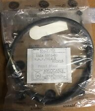 OSSA MAR Trials 1972-80 Front Brake Cable NEW OLD STOCK Mick Andrews Replica