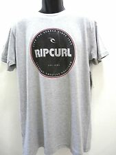 NEW RIP CURL SURF MEN MASTER HEATHER PREMIUM TEE T SHIRT L LARGE YY118
