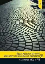 New-Social Research Methods by  W. Lawrence Neuman 7 ed - International Edition