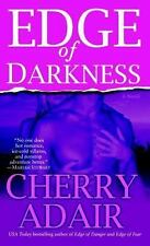 Edge of Darkness (The Men of T-FLAC: The Edge Brothers, Book 10)