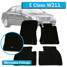 Mercedes E Class W211 (2002-2009) - Tailored Car Floor Mats