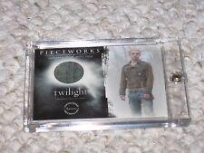 Twilight Inkworks Pieceworks James Cam Gigandet PW12 RARE