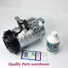 2005 DODGE MAGNUM 2.7L ONLY OEM GENUINE DENSO USA REMAN. A/C COMPRESSOR  W/ WRTY