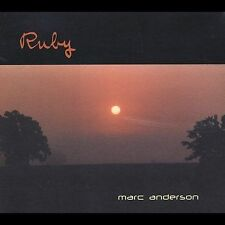 Cohen; Henry; Magraw; Touss...-Marc Anderson: Ruby CD NEW