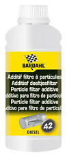 Bardahl Diesel Particle Filter Additive OE Eolys 42 Refill 1 Litre Bottle