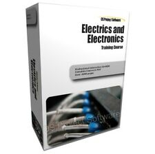ELECTRICS AND ELECTRONICS ELECTRICIAN TRAINING STUDY COURSE MANUAL ON CD