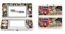 Comics Superhero Skin Sticker for Nintendo 3DS (with C Stick) 3ds6