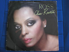 Diana Ross - Chain Reaction / More And More - Capitol C386