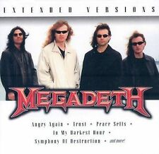 Extended Versions by Megadeth (CD, Mar-2007, BMG Special Products)