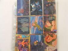 Hunchback of Notre Dame set of 101 cards, 32 jester cards, Tattoos, 3D & more