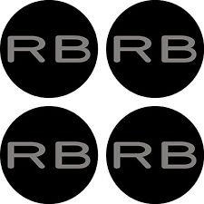 SUBARU IMPREZA RB320 ALLOY WHEEL STICKER DECAL REPLACEMENT CENTRES  60MM