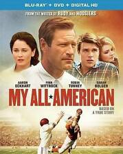 MY ALL AMERICAN (NEW BLU-RAY/DVD)