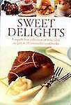 Cookbooks Sweet Delights 10 Set Box Collection Pack New