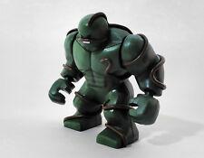 Swamp Thing: Personalizado Grande Hulk Minifigura inspirado por BATMAN DC []