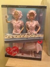 I Love Lucy Episode 39 Barbie Collector Set Nrfb Job Switching