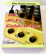 The Hi-Fi's Golden Age - English book-LEAK-ROGERS-RADFORD-ARMSTRONG-QUAD-TANNOY