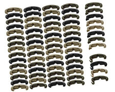 Larue Tactical Camo Rail Mounting Index Clips NEW 72pcs Grip Panel Camouflage
