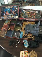 2002 Mattel Dark World Board Game - Excellent Condition! - Nearly Complete