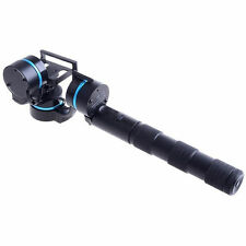 GVB 3-Axis Handheld Gimbal for GoPro HERO4, 3+, 3  or other similar sized camera