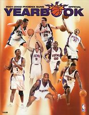 2001-02 Phoenix Suns Yearbook