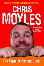 Difficult Second Book by Chris Moyles (Hardback, 2007)