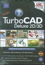 TurboCAD 20 V20 Deluxe 2D/3D Drafting Modelling & CAD fundamental Video tutorial