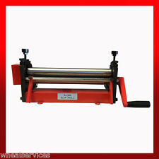 WNS Sheet Metal Top Slip Bench Mount Bending Rolls Roller 320mm x 32mm x 1mm Cap