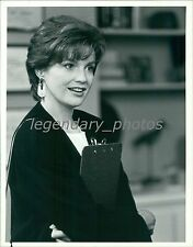 "1987 Blair Brown on ""Days and Nights of Molly Dodd"" Original News Service Photo"